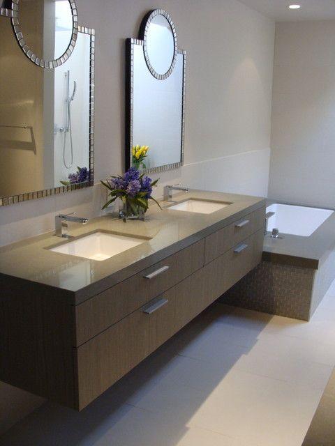 Mirrors Over Sinks Bathroom Remodel Pinterest