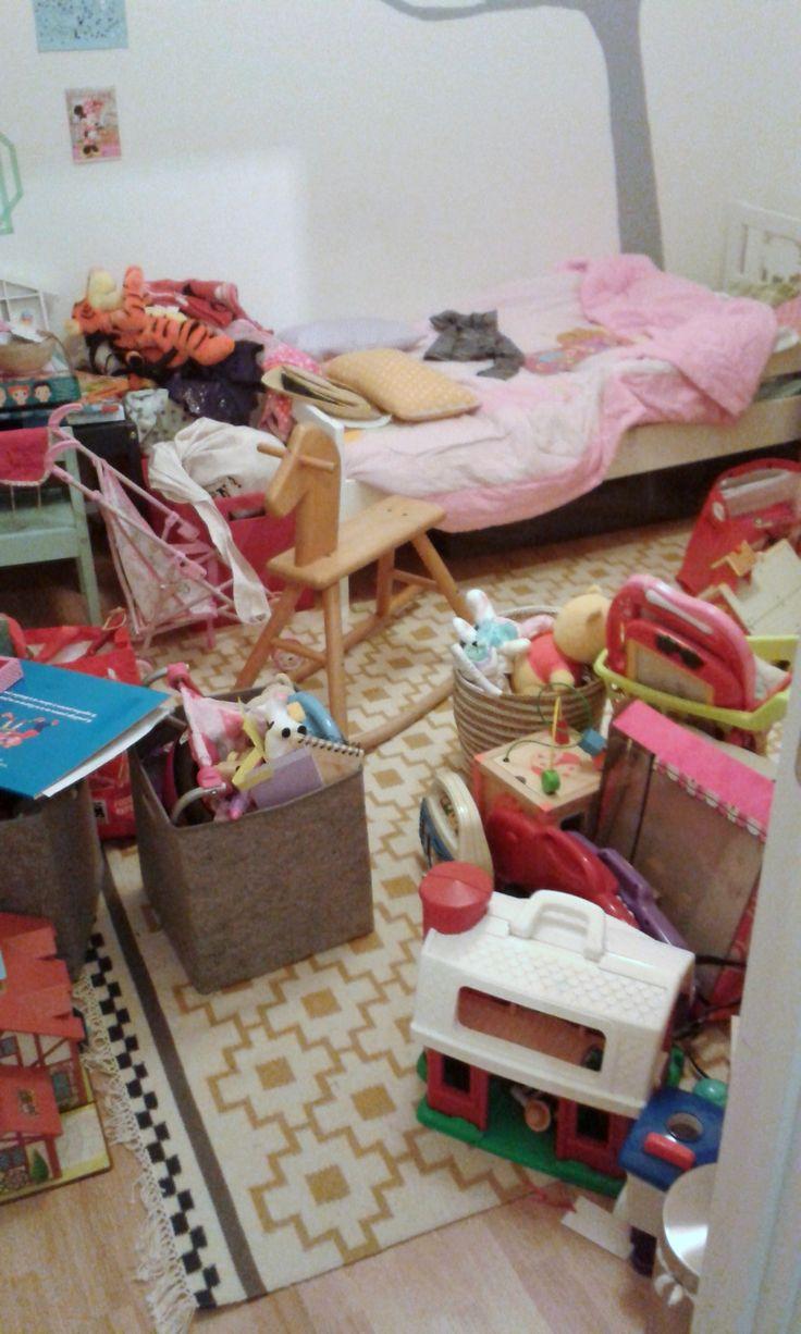 Ma vie avec un enfant de 3 ans!   marie daily