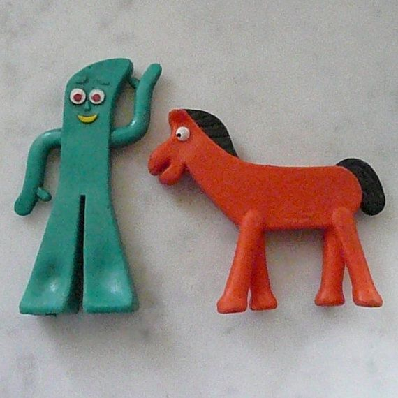 Gumby and pokey tattoos