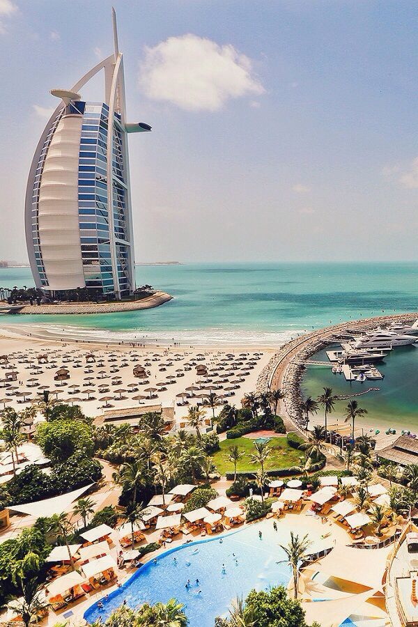Dubai Is Beautiful Places Pinterest