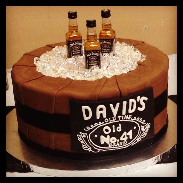 Jack Daniels Cake, whiskey, Jack and Coke