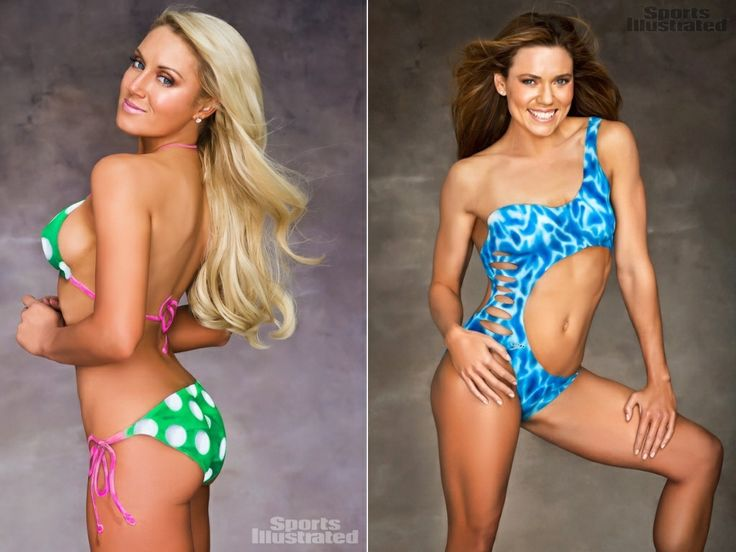Sports Illustrated Swimsuit Body Paint | Who Looks Best in Body Paint ...