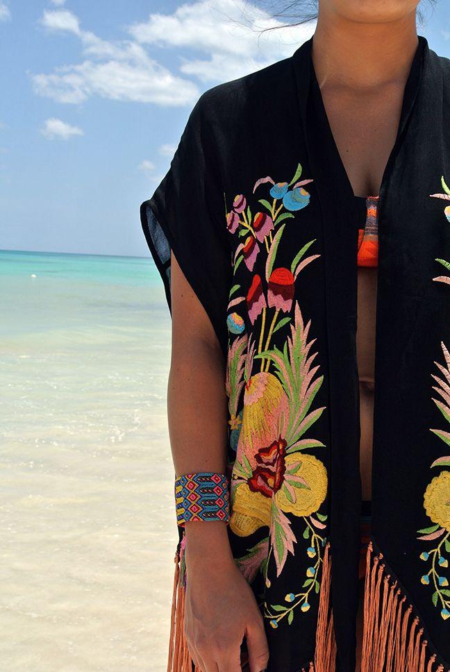 Top Shop Kimono beach wear