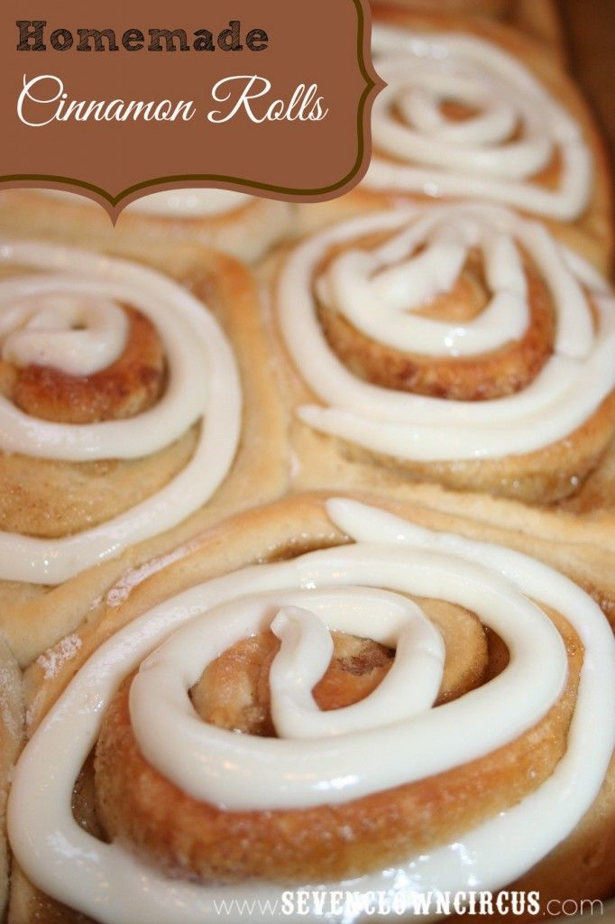 Easy Cinnamon Roll Recipe using PAM® #ad #PAMSmartTips