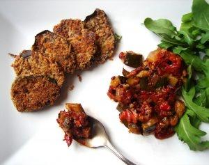 Ratatouille Sofrito with Crispy Eggplant | Great Food Recipes | Pinte ...