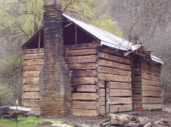 Beautiful Log Cabin In Kentucky Old Log Homes And Some