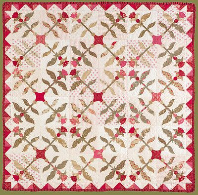 tending the garden blackbird designs applique new book