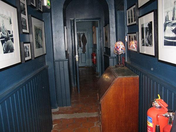 Corridor hague blue farrow ball my house projects pinterest - Farrow and ball hague blue ...