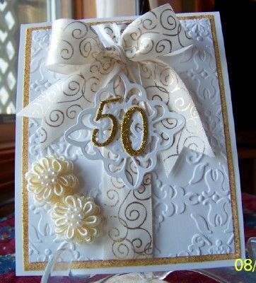 50th wedding anniversary 50th Anniversary Ideas Pinterest