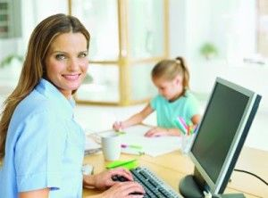 genuine opportunities to work at home