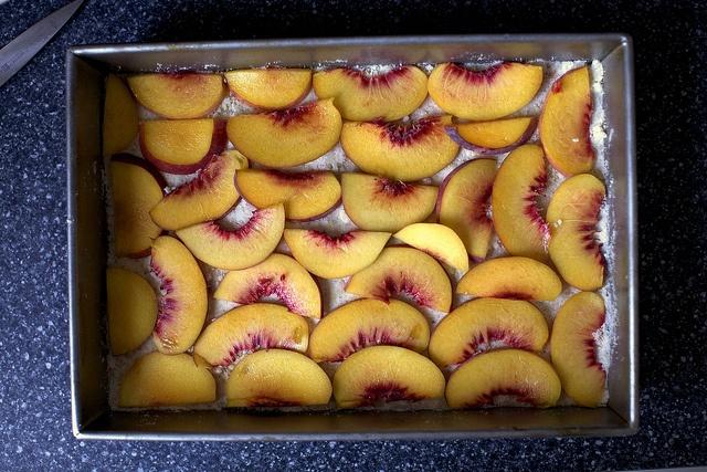 peache shortbread smitten kitchen | recipes | Pinterest