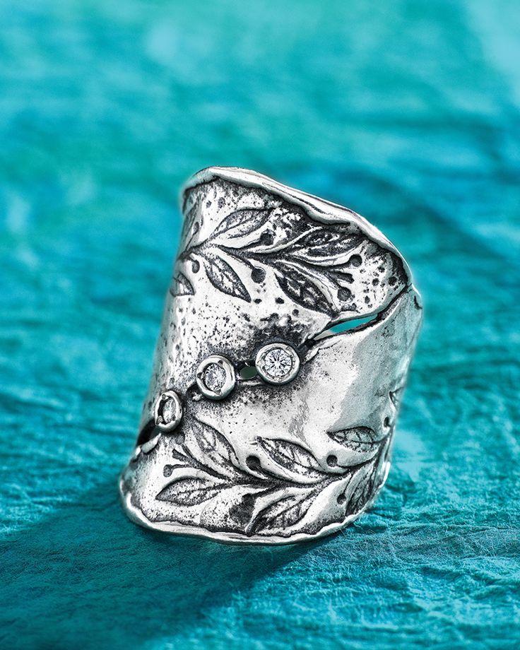 Silpada Nature S Majesty Ring