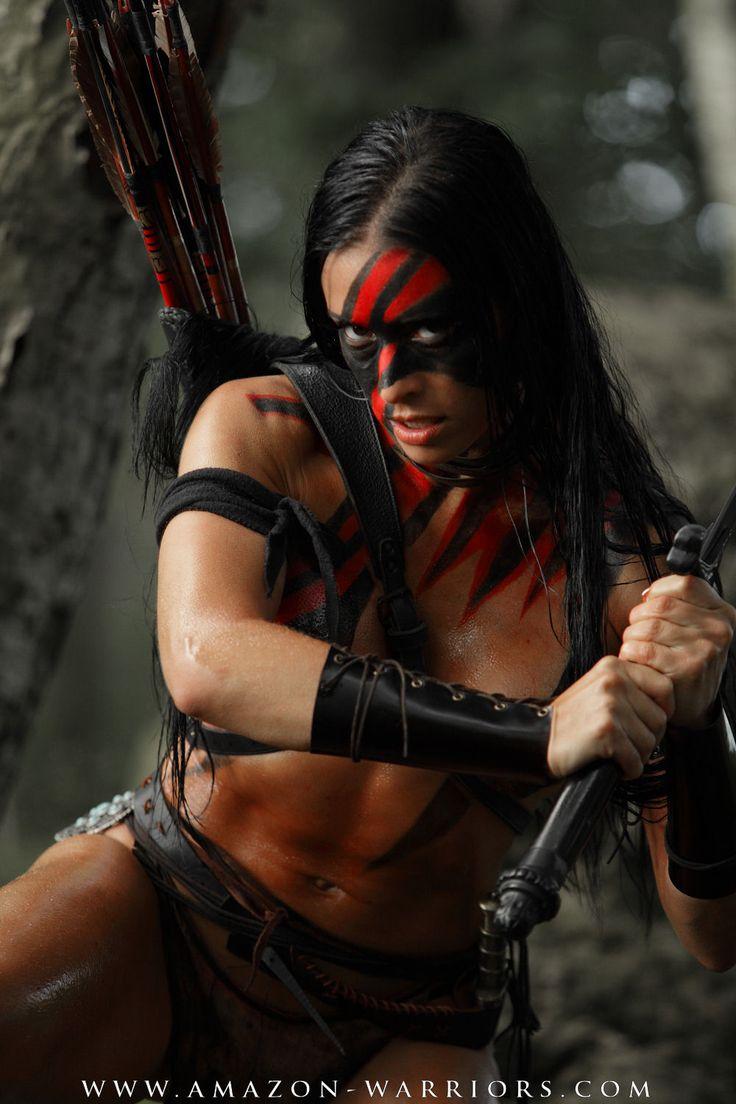 Naked amazon warrior women photos porno movie