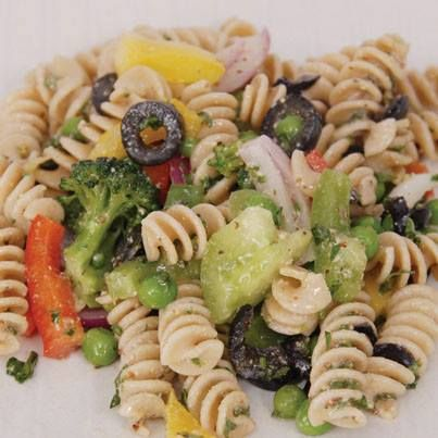 Our WHOLE WHEAT PASTA PRIMAVERA is loaded with Green Beans, Peas, Red ...