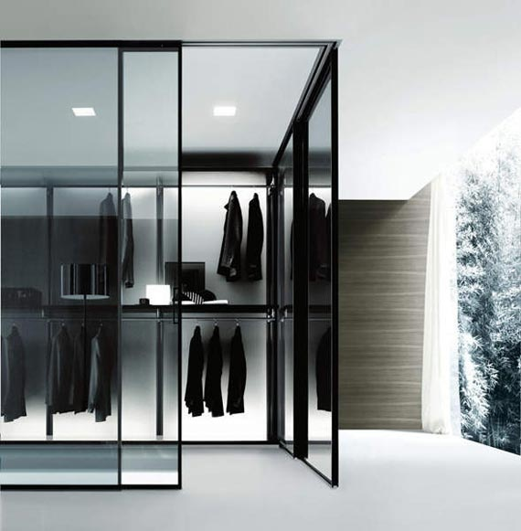 Rimadesio Walk In Closet