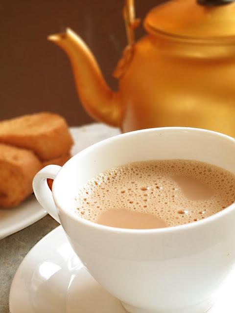 Masala Chai - Indian Spiced Milk Tea | Tea | Pinterest