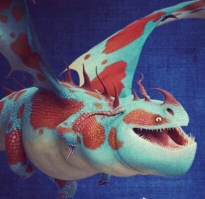 how to train your dragon big dragon