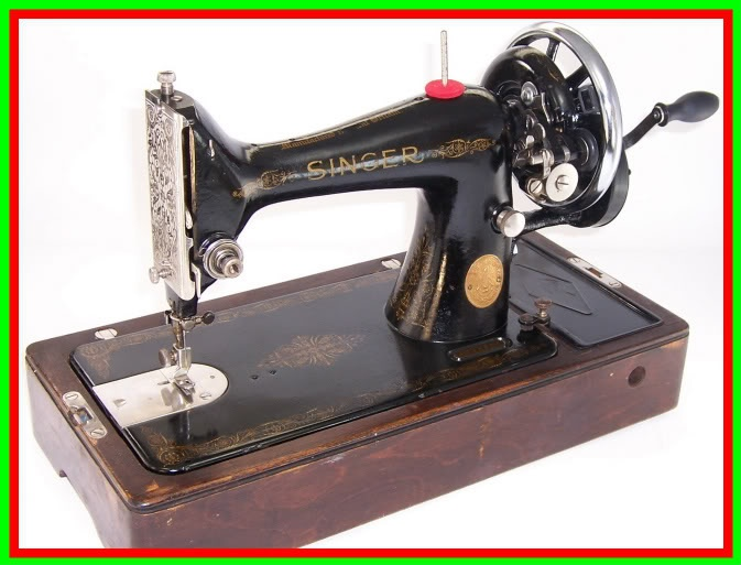 singer model 99 sewing machine
