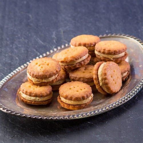Peanut Butter Cheesy Sandwich Cookies Gluten Free