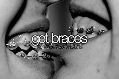 Get braces.