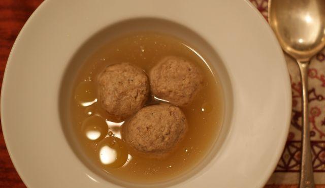 rosh hashanah dinner dc