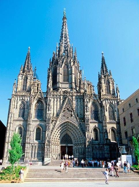 Barcelona Cathedral - Gothic