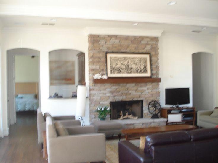 Fireplace Redo Mantel Me Pinterest