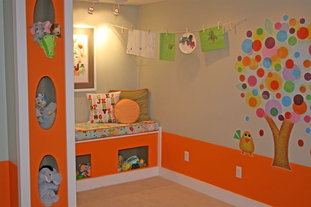 I Love That This Is A Small Playroom So Many Ideas Are