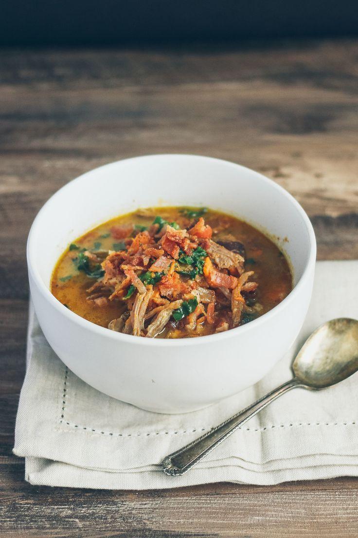 Old fashioned ham bone soup recipe