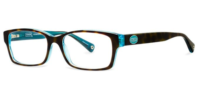 Coach Eyeglass Frames Lenscrafters : Coach, HC6040 Brooklyn design My Style...Clothes and ...
