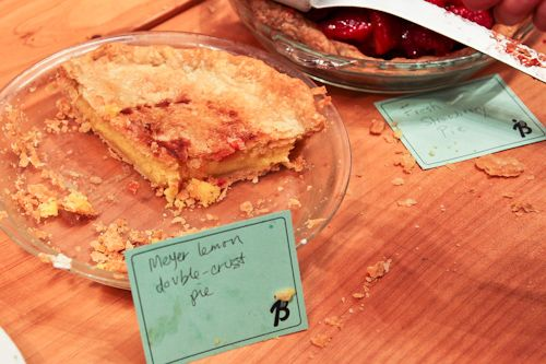 Pie Party (real and virtual): Blood Orange Lemon Vanilla Infused Shak ...