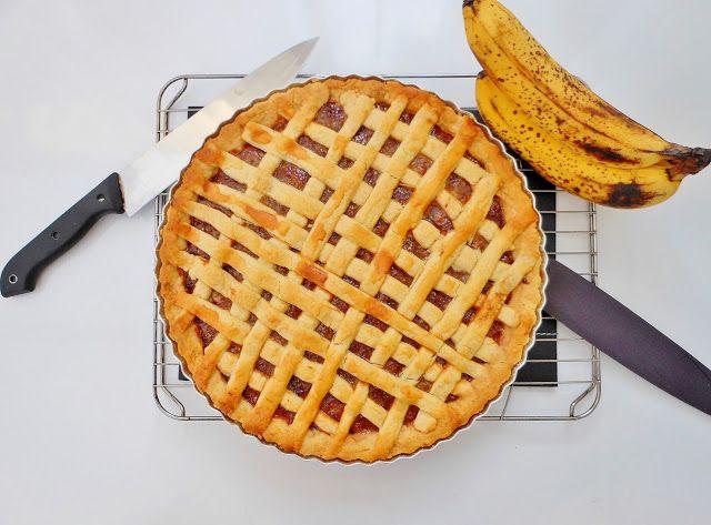 tart recipe sbs food mauritian banana tarte tarte banana tart shelina ...
