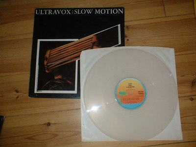 Ultravox Slow Motion Dislocation
