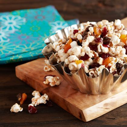 Trail Mix Popcorn | Favorite Recipes | Pinterest