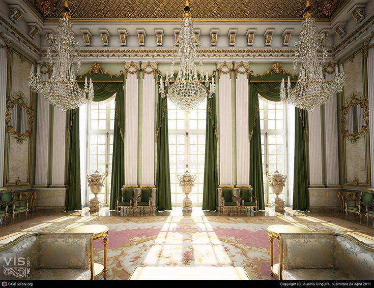 Regency Interior Design Model Brilliant Review