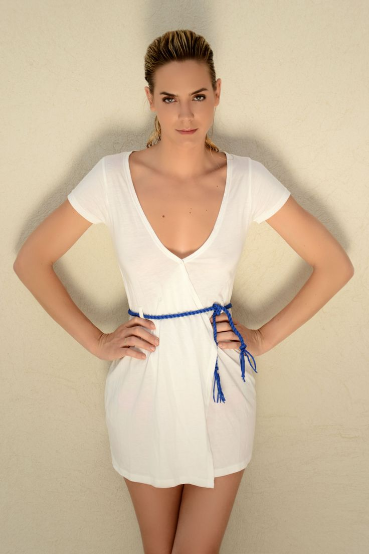 Summer white dresses