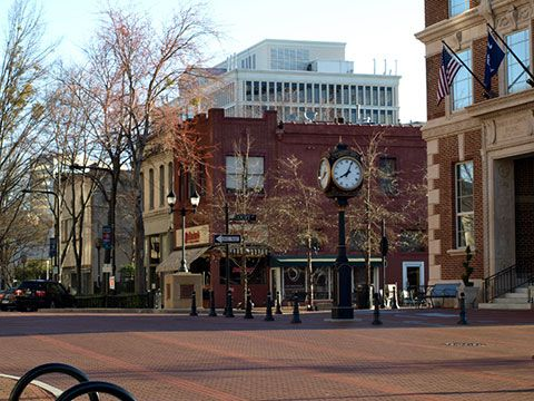 Downtown Greenville SC - Just named one of top 25 downtowns in travel ...