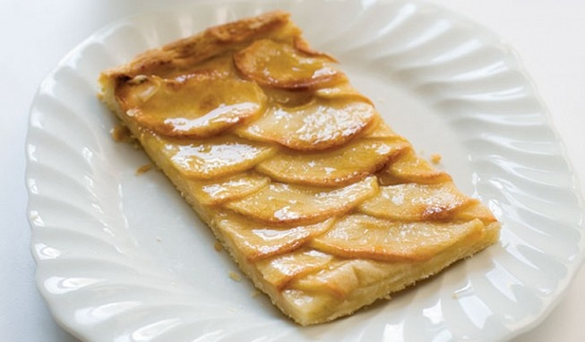 Apple Galette. Our galette has the buttery flakiness of a croissant ...