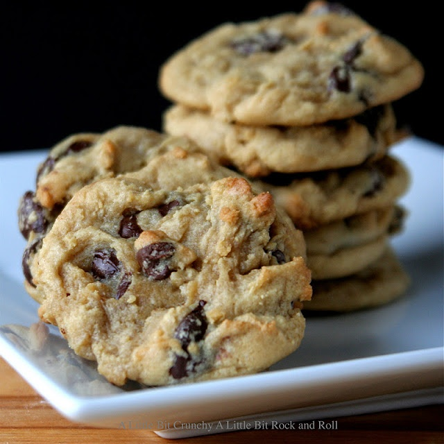 Overnight Chocolate Chip Cookies (Adapted from In Jennie's Kitchen.)