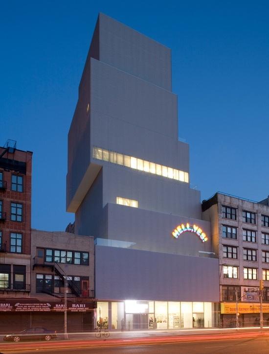 Museo de Arte Contemporáneo  New York  Pinterest