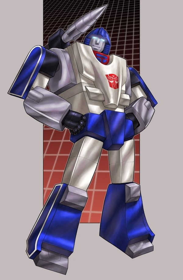 Transformers Mirage G1Transformers G1 Mirage