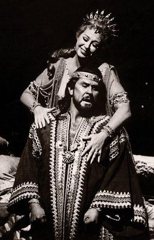 Sherril Miles, internationally acclaimed baritone/tenor was or 1998 VERA Award winner