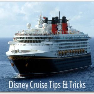Disney cruise experience and tips bucket list pinterest