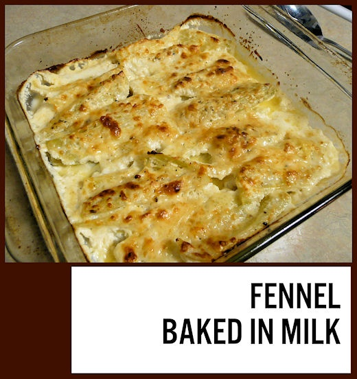with fennel have so much other stuff in it, you can't taste the fennel ...