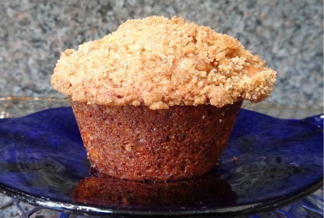 Banana Cranberry Streusel Muffins | Recipe