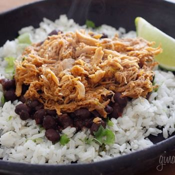 slow cooked sweet barbacoa pork. | delicious | Pinterest