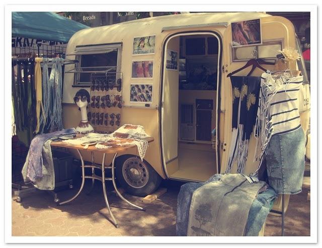 Lune Vintage traveling shop @Bomi Bomi
