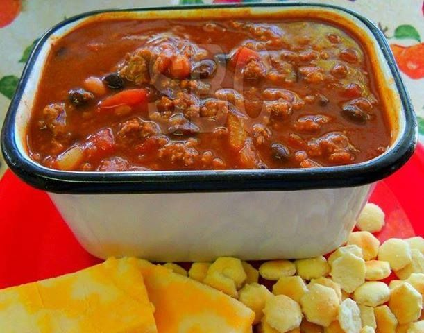 Simple & Hearty Chili | Soups | Pinterest