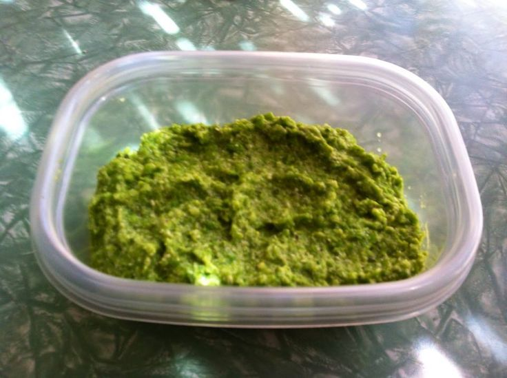 Green pea dip | From my Kitchen | Pinterest
