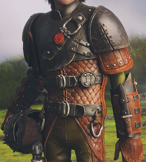Hiccup's armour | Movies and Television I Love: How to ...